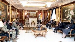 واشنطن تؤكد لأربيل دعمها للقضاء نهائيًا على داعش