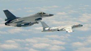 تايوان: مقاتلات الصين تخترق مجالنا الجوي