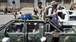 طالبان تعرض جثث أربعة خاطفين في ساحات عامة بمدينة هرات