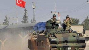 صواريخ تركية باتجاه مروحية روسية في سوريا
