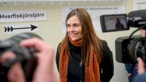 النساء يفزن بأغلبية مقاعد البرلمان في آيسلندا