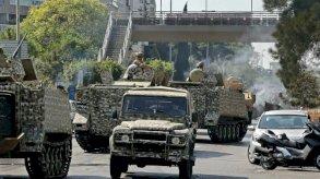 حرب أهلية صغيرة في بيروت