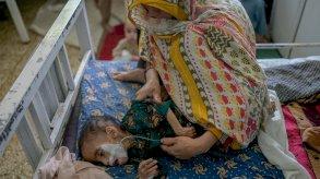 الجوع يضرب أفغانستان..