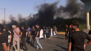 خسروا الانتخابات.. احتجاجات ضعيفة لأتباع إيران في العراق