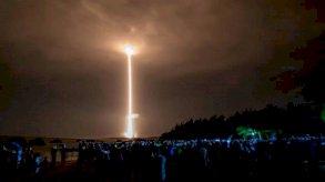 الصين اختبرت صاروخًا أسرع من الصوت في مدار الأرض