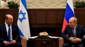 بوتين وبينيت: محادثات حارة وسرية وبنّاءة