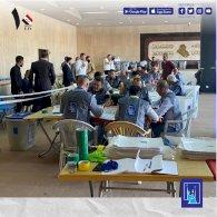 بغداد: بدء عمليات عد وفرز أصوات الناخبين يدوياً