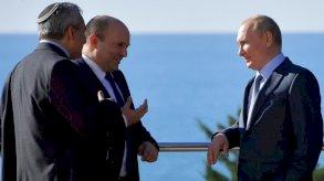 روسيا تطلق يد إسرائيل في سماء سوريا