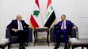 الكاظمي وافق على طلب ميقاتي زيادة كميات الوقود الى لبنان