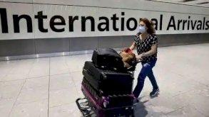 بريطانيا: لا حجر فندقيًا للقادمين