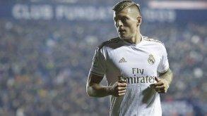 بطولة إسبانيا: ريال مدريد يعلن إصابة كروس بفيروس كورونا