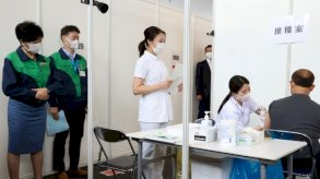 أولمبياد طوكيو: بدء حملة تلقيح الطواقم والمتطوعين مع اقتراب موعد الافتتاح
