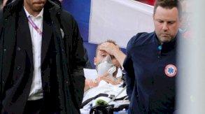 إريكسن يغادر المستشفى بعد جراحة ناجحة