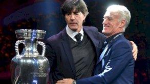 كأس أوروبا: ديشان بمواجهة لوف