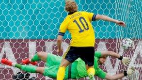 كأس أوروبا: السويد تتخطى سلوفاكيا
