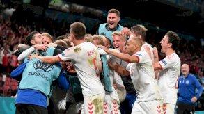 كأس أوروبا: الدنمارك تحقق