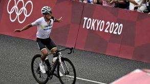 أولمبياد طوكيو - دراجات: كاراباس يتفوّق على فان أيرت وبوغاتشار
