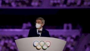 أولمبياد طوكيو: باخ يعتبر إقامة الألعاب