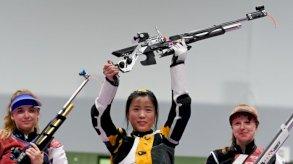 أولمبياد طوكيو- رماية: الصينية كيان يانغ تحرز أول ذهبية في الألعاب