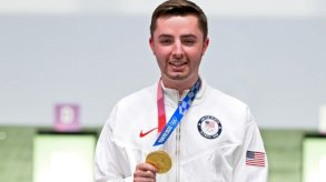 أولمبياد طوكيو - رماية: الأميركي شانر يهدي بلاده ثاني الذهبيات