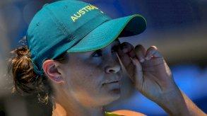 أولمبياد طوكيو - مضرب: الأسترالية آشلي بارتي تودّع من الدور الأول