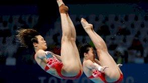 أولمبياد طوكيو - غطس: الصين تبدأ مشوار