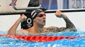 سباحة: دريسل