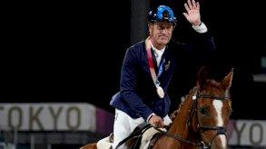 فروسية: الاسترالي هوي في الـ 62 يصبح أكبر الفائزين بميدالية أولمبية منذ 1968