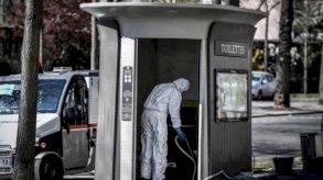 قضاء الحاجة خارج المنزل معضلة في باريس خلال الجائحة