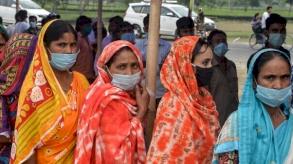 نحو 20 مليون إصابة في الهند وسط استمرار النقص في الأكسجين