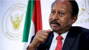 رئيس وزراء السودان يتوقع إعفاء بلاده من ديونها الخارجية بنهاية العام