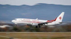 إستئناف الرحلات الجوية في الجزائر ابتداء من أول يونيو