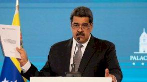 مادورو يطالب بايدن بالإفراج عن أموال فنزويلا المخصصة لنظام كوفاكس