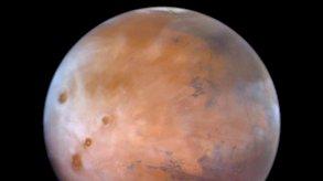 إنه الربيع في شمال المريخ!