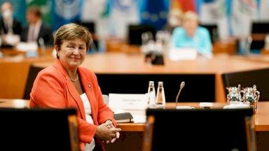غورغييفا تنفي تغيير تقرير للبنك الدولي بهدف استرضاء الصين