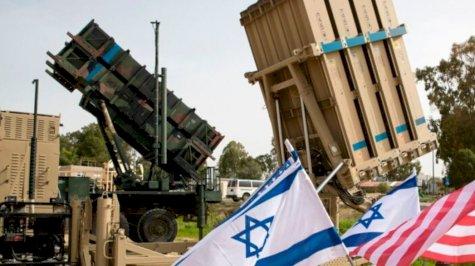 صورة من الأرشيف للقبة الحديدية الإسرائيلية التي وعدت واشنطن بتعزيزها