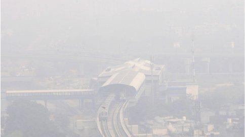 ترمب يثير سخطاً في الهند بعد وصفه الهواء فيها بـالقذر