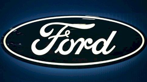 شعار شركة فورد الأميركية المصنعة للسيارات