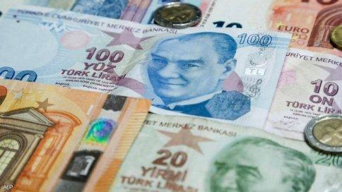 مؤشر الليرة التركية يواصل الإنحدار إلى أدنى مستوياته.