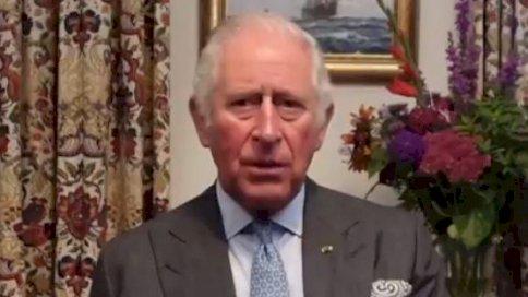 الأمير تشارلز، أمير ويلز، يتحدث في منتدى