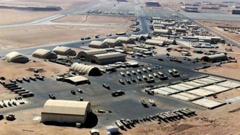 قاعدة بلد الجوية العراقية شمال بغداد