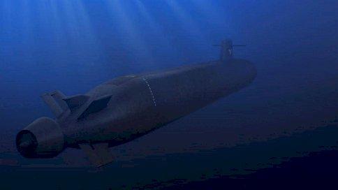 صورة من الأرشيف لغواصة أميركية