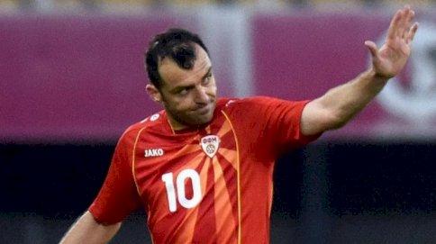 اللاعب المقدوني غوران بانديف