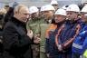 الرئيسان الروسي والصيني يدشنان أنبوب غاز تاريخيًا