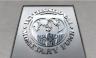 شعار صندوق النقد الدولي على مقره في واشنطن
