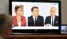 الرئيس الفرنسي خلال المقابلة التلفزيونية التي أجراها بمناسبة العيد الوطني الفرنسي