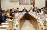 جانب من اجتماع التحالف الدولي لدعم الاردن في عمّان