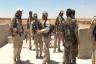 عناصر من قوات سوريا الديوقراطية الكردية