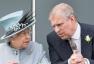 الملكة تدعم نجلها اندرو على انفراد
