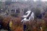 مصرع 17 شخصًا في حادث انقلاب حافلة في المغرب
